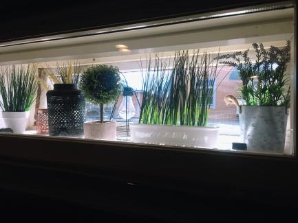 ikkuna päivällä